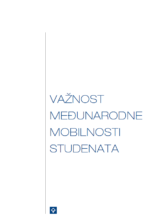 11. Važnost međunarodne mobilnosti